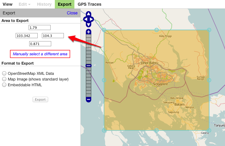 Offline maps in iOS using OpenStreetMap and Route-Me – Shiki